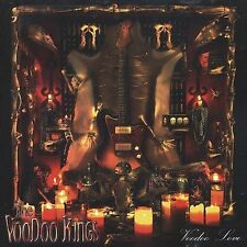 Voodoo Love by Voodoo Kings (CD, Jul-1999, Virtual Records)