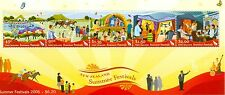 New Zealand-Summer Festivals min sheet mnh (2922)