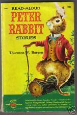 Thornton W Burgess PETER RABBIT STORIES  pb  EX  1958