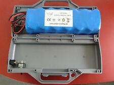 Heinzmann 36V 17,6Ah Akku 18650 Zellen + BMS + Ladegerät für Elektrofahrrad