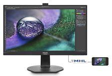 "Philips Monitor 27"" LED IPS 272p7vptkeb / 00 3840x2160 4k UHD Tempo di Risposta"