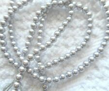 Swarovski 3 mm Crystal Pearls Beads on strand LAVENDER tiny pale purple