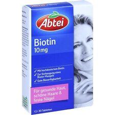 ABTEI Biotin 10 mg Tabletten   30 st   PZN 5388492