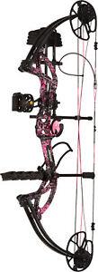 Bear Archery Cruzer G2 RTH 5-70# RH Moonshine Muddy Girl Package