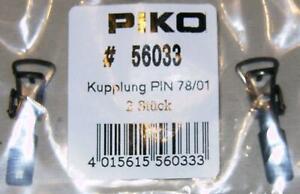 HO Piko Kupplung 56033 (2 Stück)