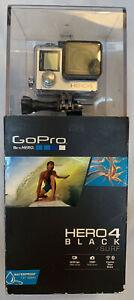 GoPro HERO4 Black Surf Camera/Camcorder Bundle, CHDSX-401