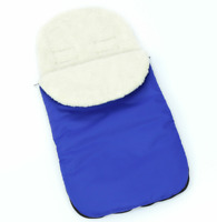 TODDLER FLEECE UNIVERSAL FOOTMUFF COMPATIBLE WITH Maclaren Techno PRAM/STROLLER