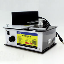Mini Precision Bench Saw Woodworking DIY Bench Table Saw Cutting Tools 8000RPM