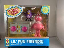 New In Box Yo Gabba Gabba 2008 Original FOOFA Lil' Fun Friends Spin Master