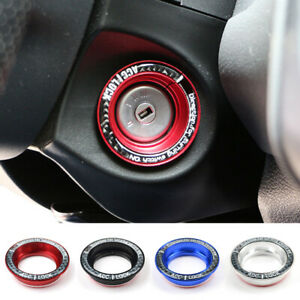 For Ford Focus MK2 3 Kuga Mondeo Ignition Key Hole Switch Ring Circle Cover Trim