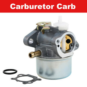 Carburetor Fit For Briggs & Stratton 497586 499059 214661 Lawnmower Gasket&Choke