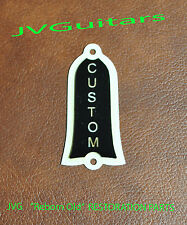 1950's Truss Rod Cover fits Gibson CUSTOM engraved Restoration Parts JVGuitars