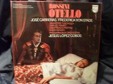 G. Rossini - Otello / Carreras/Lopez-Cobos    3 LP-Box
