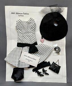 OOAK Silkstone Fashion - 2005 Donna Mitchell Creation - NEW - MINT