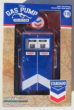 GREENLIGHT 1954 TOKHEIM 350 TWIN GAS PUMP STANDARD OIL DIECAST 1:18
