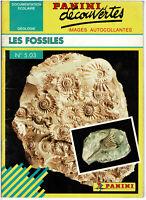 Les fossiles PANINI Découvertes Documentation Scolaire 5.03 géologie