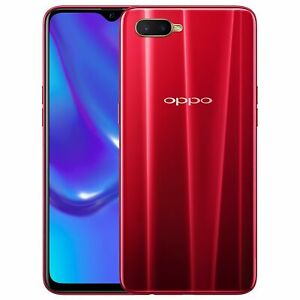 "OPPO RX17 Neo  Mocha Red -Dual- 6.4"" -128GB - 4G -Unlocked -UK Stock & Warranty"