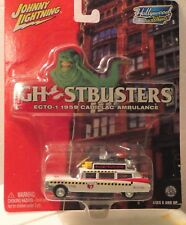 Johnny  Lightning Ghostbusters ECTO- 1