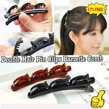 Double Bangs Hairstyle Hairpin Magic Clips on the headband FREESHIPPING