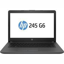 "HP 245 G6 AMD E2-9000 8GB 1TB 14"" HD LED DVDRW Win 10 Laptop Notebook"