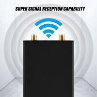100KHz-1.7GHz RTL-SDR Radio Receiver Full-Band Software HF/FM/AM Amateur Radio