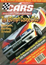 Cars & Car Conversions motoring magazine May 1994 COLT STARION VW VENTO VR6