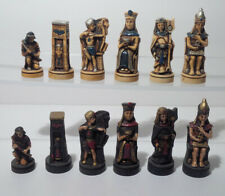 Egyptian Chess Pieces - NO BOARD - #191
