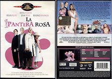 LA PANTERA ROSA (Steve Martin) - DVD NUOVO E SIGILLATO, NO EDICOLA O IMPORT