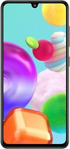 Samsung Galaxy A41 SM-A415F/DS - 64GB - Prism Black (Unlocked) Smartphone