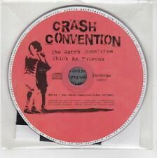 (GJ482) Crash Convention, The Watch Committee - 2005 DJ CD