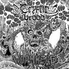 CRYPTIC BROOD - Wormhead - MCD - DEATH METAL