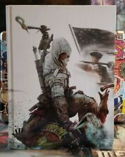 Assassins Creed III 3 The Complete Official Guide Collectors Edition Hardcover