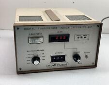 Scientific Instruments Digital Temperature Indicator/Controller Model 3700-APD-E