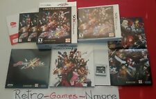 Project X Zone -- Limited Edition (Nintendo 3DS, 2013), 3DS Actual pic Authentic