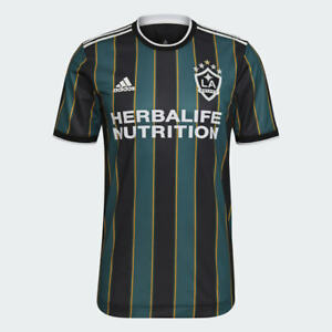 ADIDAS LA GALAXY AUTHENTIC MATCH AWAY JERSEY 2021 2022