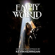 KEVIN KERRIGAN, EMPTY WORLD, SEALED SPECIAL 12 T OST CD + 12 T 5.1 DVD FROM 2011