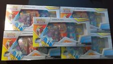 24 HOURS AUCTION- 5x Legends of Johto Pin Collection Pokemon Cards SEALED-NEW