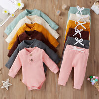 BNWT baby girls 3 pack set of Lily/&Jack bodysuits//babygrows long sleeves 3 sizes