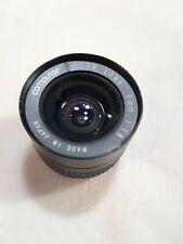 Computar TV Lens 6mm 1:1.8 Manual Focus Iris 109608 SPY