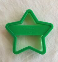 "Green Wilton 3 1//2/"" Stocking Boot Cookie Cutter Art Mold"
