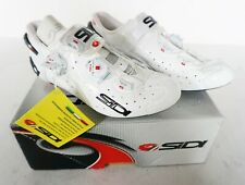 NEW Sidi Wire Vent Carbon Vernice Speed Road Cycling Shoe White size EUR 39 US 6