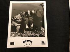 ONYX—1990s PUBLICITY PHOTO
