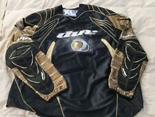 New with Tags : Dye Precision Paintball Padded Woodsball Jersey Xl X-Large