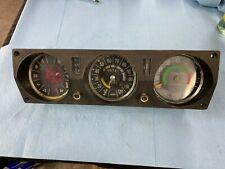 1972 Citroen DS 21 Display speedo citromatic