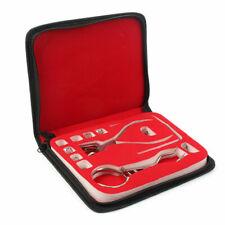 Dental Steel Stainless Dentist Basic Rubber Dam Kit Surgical Instruments