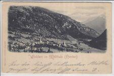 AK Winklern im Mölltal, Panorama, 1898