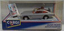James Bond 007 Corgi 1:43 Scale Aston Martin With Special Chip Item #94060 Mib