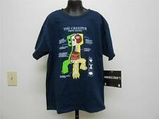 """NEW-MINECRAFT JINX """"THE CREEPER"""" YOUTH SMALL S SIZE 6-8 SHIRT 62RD"""