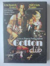 COTTON CLUB - DVD - FRANCIS FORD COPPOLA - EDICIÓN ESPAÑOLA - NUEVO / NEW SEALED