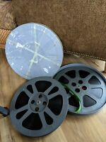 Vintage 16mm Film Walt Disney The Legend of Lobo 2 Reels 1962